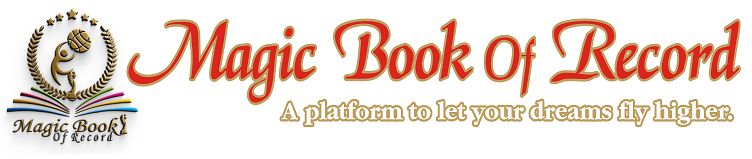 Magic Book Record Logo