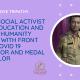DURLOVE TRIPATHY Bets SocialActivist and Medal of Valor