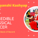 Deebyanshi Kashyap Best Incredible Classical Dancer Magic Book of Record