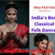 Piuli Pati India's Best Classical and Folk Dancer - Magic Book of Record
