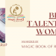 Shikha Swarup Talented Woman By MAgic Book Of Record