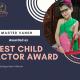 Vansh Best Child Actor - Magic Book of Record