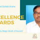 Arvind Gulab Arote HR EXCELLENCE AWARDS - Magic Book of Record