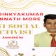 Dr AJINKYAKUMAR JAGANNATH MORE BEST SOCIAL ACTIVIST - Magic Book of Record