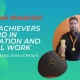 Dr Mudasir Ahmad Gori BEST ACHIEVERS AWARD IN EDUCATION AND SOCIAL WORK - Magic Book of Record