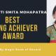 Dr. Smruti Smita Mohapatra- Magic Book of Record
