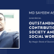MD SAYEEM ASGAR SOCIAL ACTIVIST- Magic Book of Record
