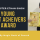 Ethan Singh- Magic book of record