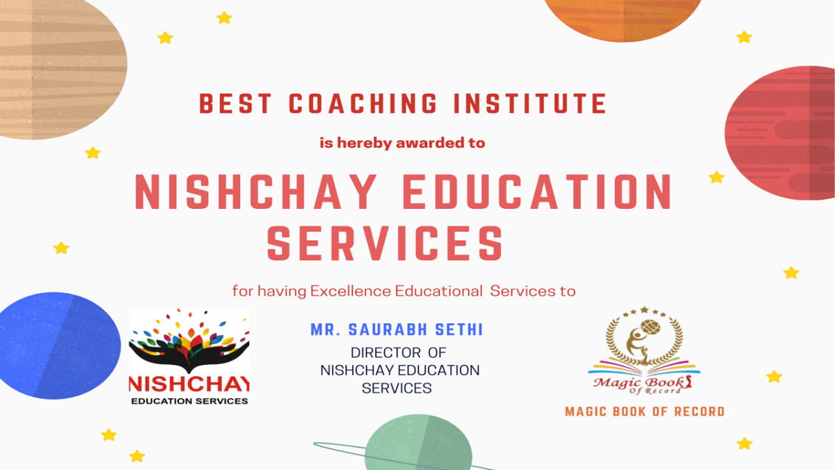 NISHCHAY EDUCATION SERVICES - Magic Book of Record