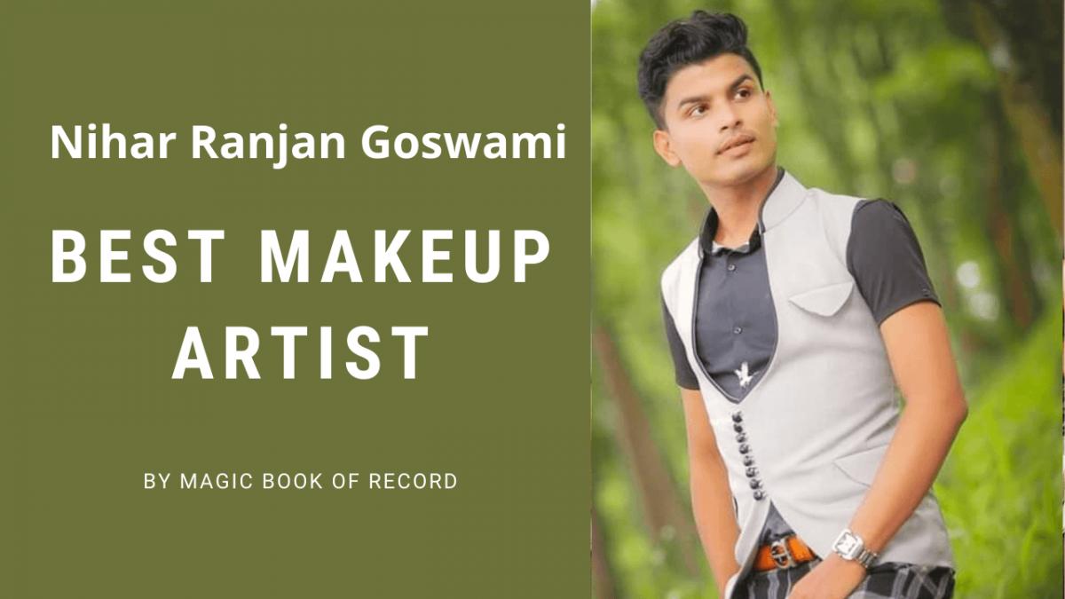 Nihar Ranjan Goswami - Magic Book of Record