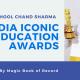 Phool Chand Sharma INDIA ICONIC EDUCATION AWARDS- Magic Book of Record