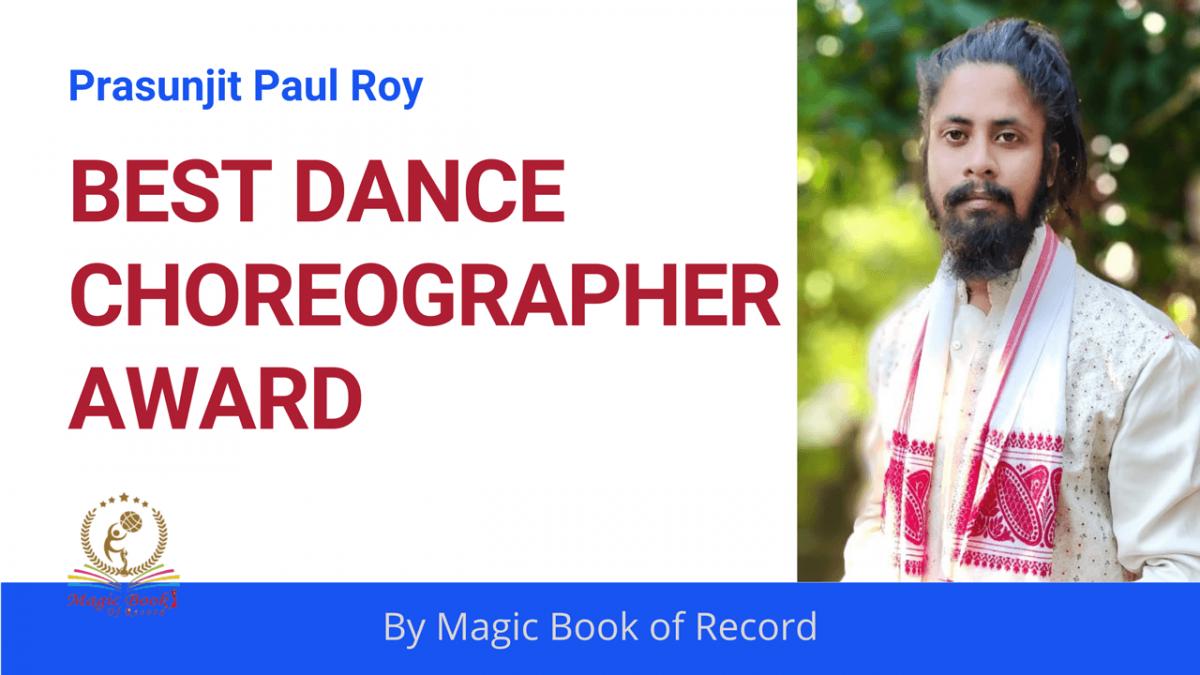 Prasunjit Paul Roy - Magic Book of Record