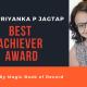 Priyanka P Jagtap- Magic Book of Record