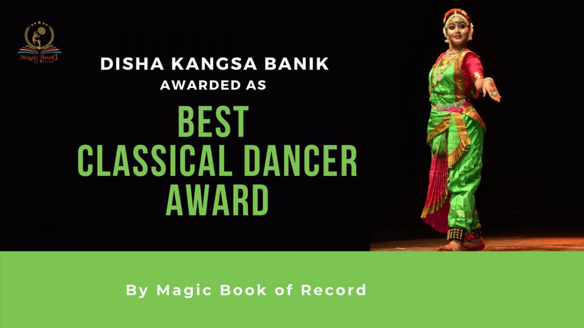 Disha Kangsa Banik- Magic Book of Record