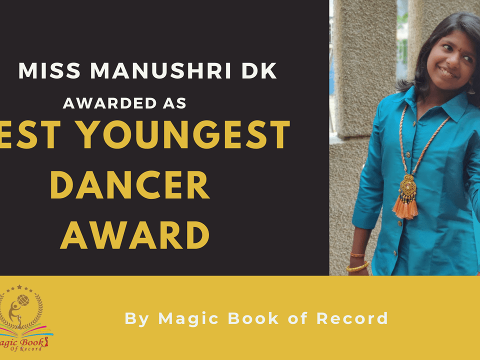 Manushri - Magic Book of Record