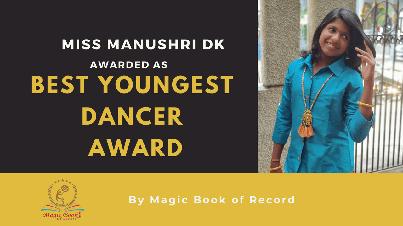 Manushri - Magic Book of Record