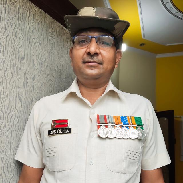Prithvi Singh Yadav