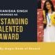 Vanisha Singh - Magic Book of Record