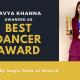 Lavya Khanna - Magic Book of Record