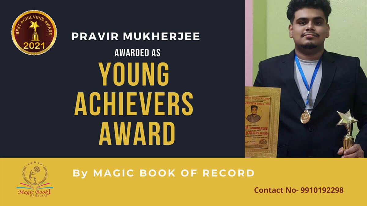 Pravir Mukherjee-West Bengal-Magic Book of Record