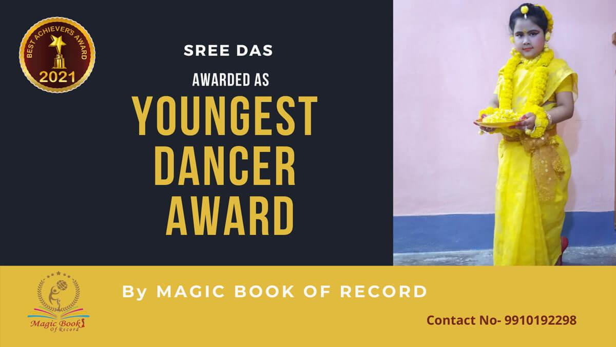 Sree Das-West Bengal-Magic Book of Record