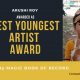 Arushi Roy-West Bengal-Magic Book of Record