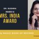 Dr Sushma-Haryana-Magic Book of Record