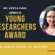 Dr. Geeta Rani-Delhi-Magic Book of Record