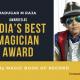 Jadugar M Raja-Gujarat-Magic Book of Record