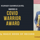 Kumar Sanmugavel-Tamil Nadu-Magic Book of Record