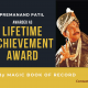 Premanand Patil-Goa-Magic Book of Record