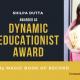 Shilpa Dutta-Educationist-Karnataka-Magic Book of Record