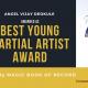 Angel Vijay Deokule-Maharashtra-Magic Book of Record