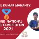 Anil Kumar Mohanty- Magic Book of Record
