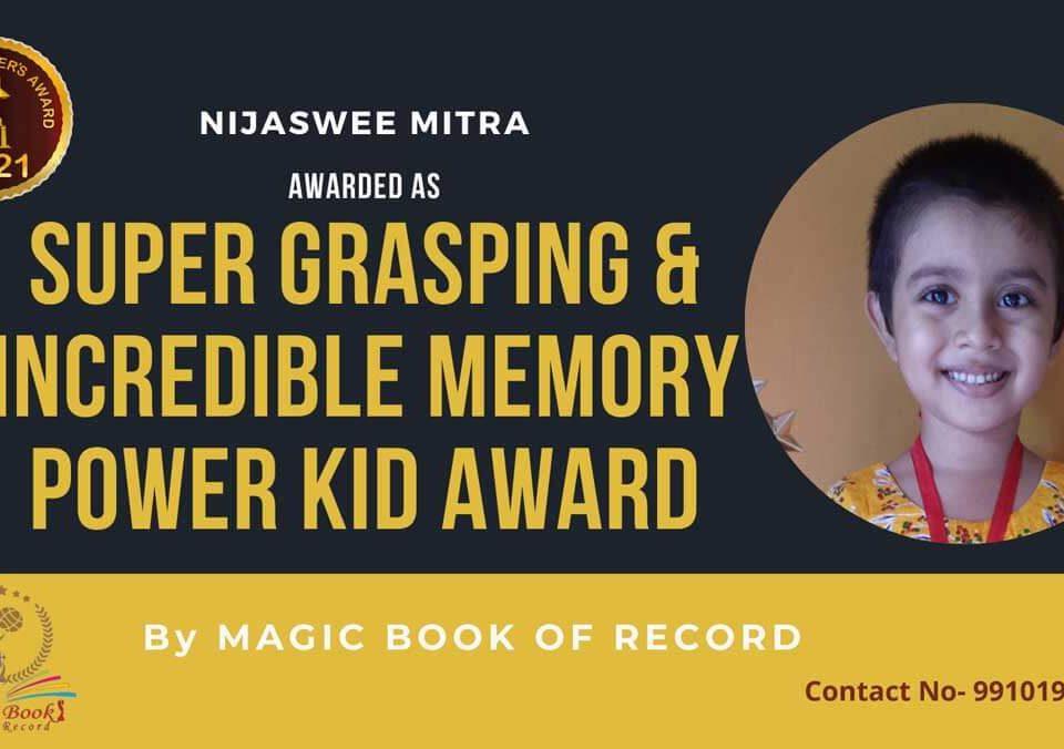 super kid in West Bengal